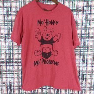 Disney Winnie The Pooh Mo Honey Mo Problems Shirt